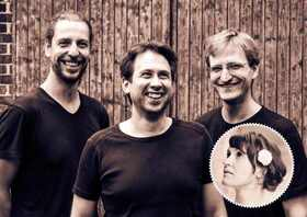 Bild: Benny Grenz Trio feat. Gabriela Koch