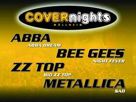 Bild: COVERnights 2020 (Freitag) - ABBA & BEE GEES performed by ABBA DREAM & NIGHT FEVER