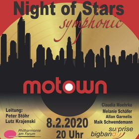 Bild: Night of Stars symphonic - Symphonic Motown