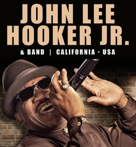 Bild: John Lee Hooker Jr. & Band (USA)