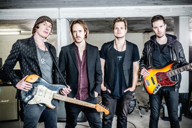 Bild: The Blue Poets - All It Takes Tour