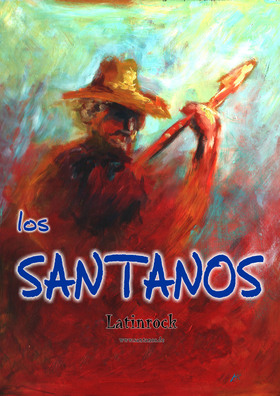 Los Santanos - Tribute to Santana