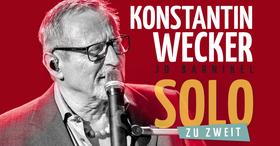 Konstantin Wecker - Open Air - Solo zu zweit