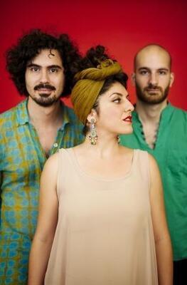 Bild: Golnar & Mahan Trio