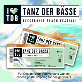 Tanz der Bässe Festival 2020 - FESTIVAL TICKET