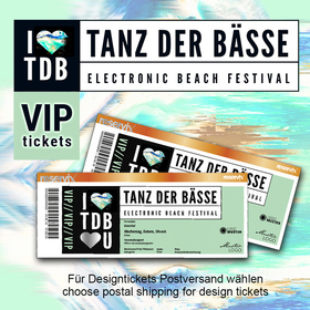 Bild: Tanz der Bässe Festival 2020 - VIP TICKET
