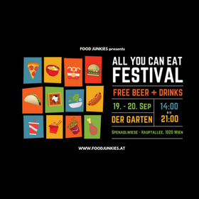 ALL YOU CAN EAT & DRINK FESTIVAL - Samstags Pass