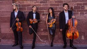 Bild: One - World - String - Quartett - Sommernachtstraum