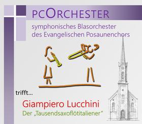 Bild: PC Orchester trifft Giampiero Lucchini