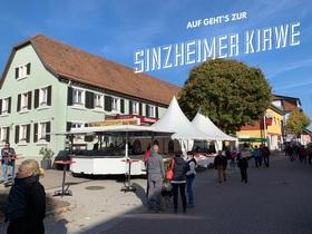 Bild: Kirwemarkt Sinzheim - Kiwemarkt Sinzheim