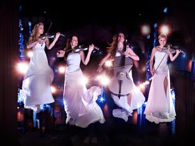Binzer Neujahrskonzert 2020 - Magische Reise mit dem Damen-Streichquartett La Finesse