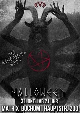 Halloween - Der gehörnte Gott