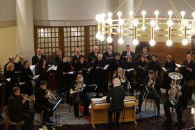 Bild: Festliches Advents- und Weihnachtskonzert - Konzert in der Zwölf-Apostel-Kirche Frankenthal