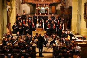 Bild: Magnificat & Gloria - Werke von John Rutter, Antonio Vivaldi und Johann Sebastian Bach