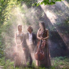 Bild: Oberon Trio - 3. Winterkonzert 2019/20 - Klaviertrios von P. I. Tschaikowski und L. v. Beethoven