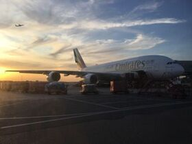 Bild: A380 Airport Tour