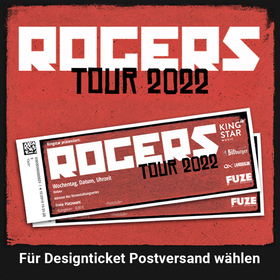 ROGERS - Live in Bochum
