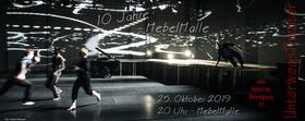 Bild: 10 Jahre HebelHalle - Unterwegs - im-perfektion - Jubiläumsfeier - Premiere / Konzept Jai Gonzales