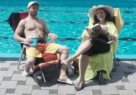 Eheurlaub - Ein Tag aus dem Eheurlaub von Wilma und Willi Wutz