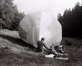 Ballonflucht - Der letzte Ballonfluchtversuch aus der DDR