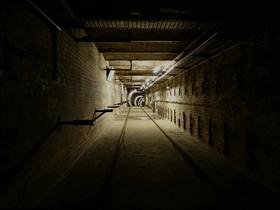 Bild: Eintrittskarte Tour A – Der AEG-Tunnel - Deutschlands erster U-Bahntunnel