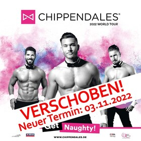 Bild: Chippendales - Get Naughty! 2021 World Tour