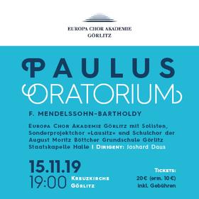 Bild: Felix Mendelssohn-Bartholdy: Paulus