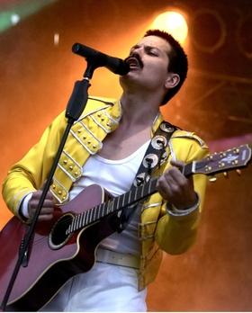 Bild: God save the Queen - Queen-Revival Band
