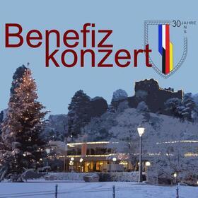 Bild: Benefizkonzert mit dem Heeresmusikkorps Ulm und der Musique de l´Arme Blindée Cavalerie Metz