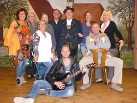 Bild: Rock`n Roll im Abendrot - Theatergruppe Königsbrunn