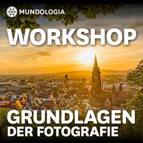 MUNDOLOGIA-Workshop: Grundlagen der Fotografie