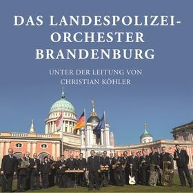 Bild: Landespolizeiorchester Brandenburg - Tribute to Helene Fischer