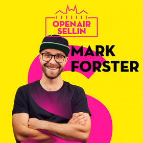MARK FORSTER - Mark Forster - Liebe Open Air 2020