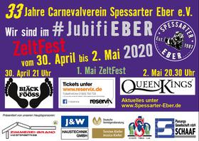 Bild: Mai-Jubifest CSE - Kombi Ticket für BläckFööss und Queen Kings