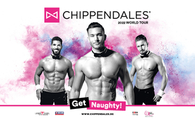Chippendales 2021: Get Naughty! World Tour