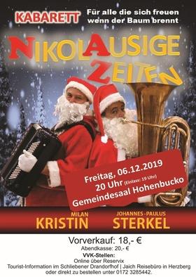Bild: Nikolausige Zeiten - Nikolausige Zeiten