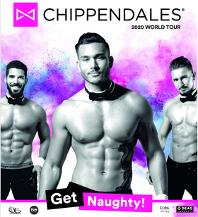 Bild: Chippendales 2021: Get Naughty! World Tour