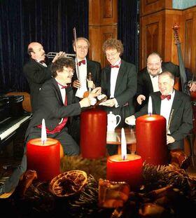 Kaffeekonzert: Orchestersalon - Advents-Kaffee