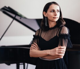 Bild: Anna Khomichko - Klavierkonzert