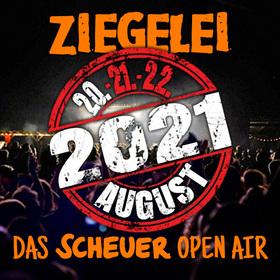 Bild: ZIEGELEI OPEN AIR Festival - Tageskarte Freitag