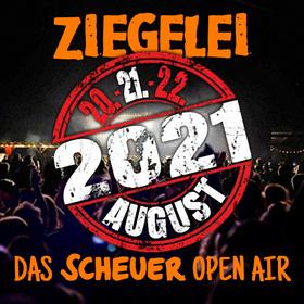 Bild: ZIEGELEI OPEN AIR Festival - Tageskarte Samstag