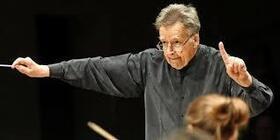 Bild: Musik im Kontext - Peter Gülke und Nikolaus Brass