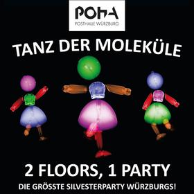 Bild: Tanz der Moleküle X - Würzburgs größte Neujahrsparty