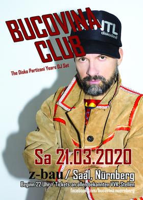 Bild: Bucovina Club feat Shantel - Shantel is back in Town!
