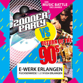 90er vs. 2000er Party