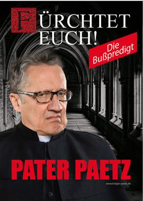 Holger Paetz - Fürchtet euch