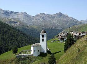 Bild: Livereportage / Diavortrag - Der große Walserweg - auf alten Saumpfaden nach Zermatt
