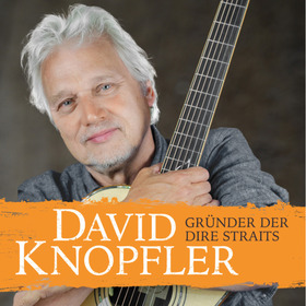 Bild: DAVID KNOPFLER (Ex-Dire Straits) - Heartlands European Tour 2020