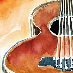 Bild: Gitarrenkonzert