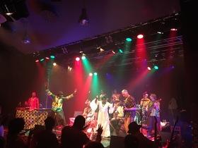 Bild: Kandara Diebaté & Nomad - Afrikanische Rhythmen im Rahmen der Französischen Wochen 2020